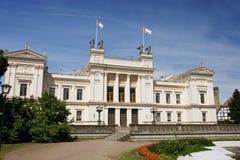 University in Lund Stock Image