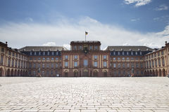 University of Mannheim Royalty Free Stock Photos