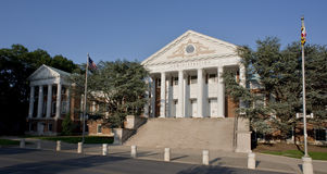 University of Maryland. Administration building Stock Images