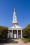University Of Maryland Chapel Stock Photo