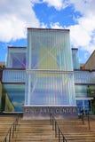 University of Massachusetts Amherst. Campus fine arts center royalty free stock photos