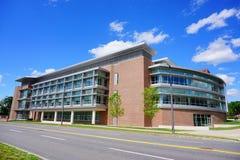 University of Massachusetts Amherst. Campus landscape stock photography