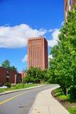 University of Massachusetts Amherst. Campus building stock photography