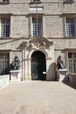 University of Medicine  on Montpellier Royalty Free Stock Image