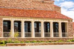 University Memorial Center Stock Images
