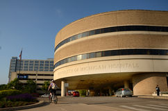 University of Michigan hospital 2014 Stock Images