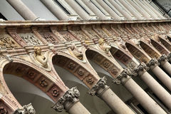 University of Milan, Italy Royalty Free Stock Images