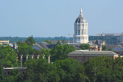 University of Missouri campus Stock Photos