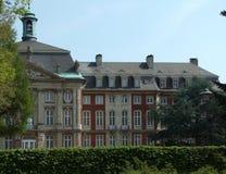 University  Muenster Stock Images