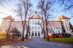 University of Natural Resources and Life Sciences Vienna, Austria. The University of Natural Resources and Life Sciences, Vienna, or simply BOKU, founded by the royalty free stock images