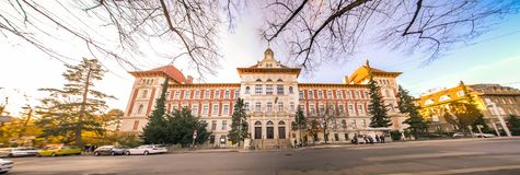 University of Natural Resources and Life Sciences Vienna, Austria. The University of Natural Resources and Life Sciences, Vienna, or simply BOKU, founded by the stock images