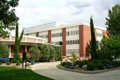 University of Nevada - Reno Royalty Free Stock Photo
