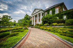 The University of New Hampshire Franklin Pierce Law Center, in C Royalty Free Stock Photo