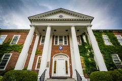 The University of New Hampshire Franklin Pierce Law Center, in C Stock Photography