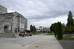 Free University Of British Columbia Campus Vancouver Stock Image - 44190851
