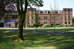 Free University Of Glasgow Dumfries Campus Royalty Free Stock Photos - 147919148