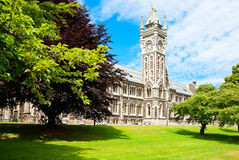 University Of Otago Stock Images