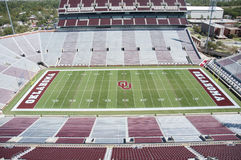 University of Oklahoma Football Stadium Stock Photography