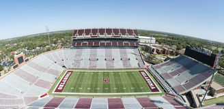 University of Oklahoma Football Stadium Stock Image