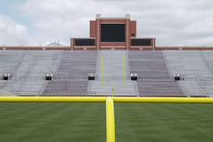 University of Oklahoma football stadium Royalty Free Stock Images