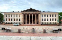 University of Oslo, Norway Stock Photos