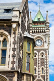 University of Otago Registry Building Royalty Free Stock Image