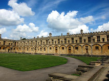 University of oxford,england shoot in landscape Stock Photo