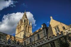 University of Oxford lizenzfreie stockfotografie