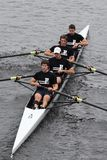 University of Pennsylvania Crew Mens Fours Royalty Free Stock Photography