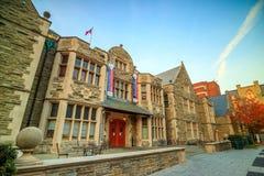 The University of Pennsylvania. PHILADELPHIA - OCT 20: The University of Pennsylvania on October 20, 2015. The University of Pennsylvania (commonly referred to Royalty Free Stock Photo