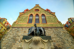 University of Pennsylvania. In Philadelphia, Pennsylvania USA Royalty Free Stock Photography