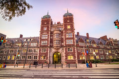 University of Pennsylvania. In Philadelphia, Pennsylvania USA Royalty Free Stock Photography