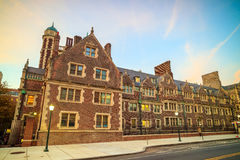 University of Pennsylvania. In Philadelphia, Pennsylvania USA Stock Images
