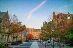 University of Pennsylvania. In Philadelphia, Pennsylvania USA Stock Photo