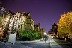 University of Pennsylvania. In Philadelphia, Pennsylvania USA Royalty Free Stock Photos