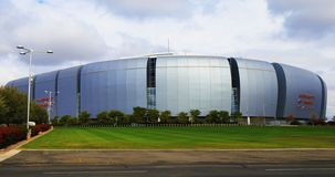 University of Phoenix Stadium, Glendale imagen de archivo libre de regalías