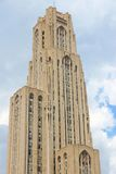 University of Pittsburgh Stock Image