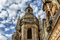 University Pontifica of Salamanca, Spain Royalty Free Stock Photography
