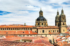University Pontifica of Salamanca, Spain Stock Photos