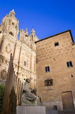 University Pontificia - Salamanca Royalty Free Stock Image