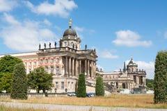 University of Potsdam, New Palace, Sanssouci, Brandenburg, Germa Stock Photo