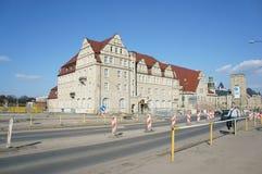University in Poznan Stock Photography