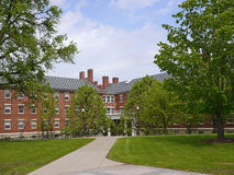 university residence building Royalty Free Stock Images