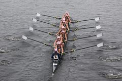 University Of Rhode Island races in the HOTC Stock Image