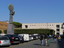 University of Rome Royalty Free Stock Photos