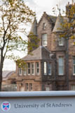 University of Saint Andrews Royalty Free Stock Photography