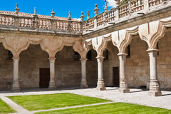University of salamanca Stock Image
