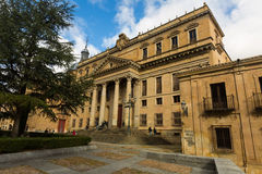 University of Salamanca Royalty Free Stock Image