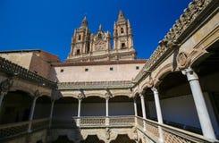 University of Salamanca, Spain Stock Photos