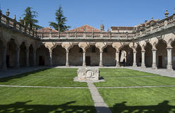 University of Salamanca Royalty Free Stock Images